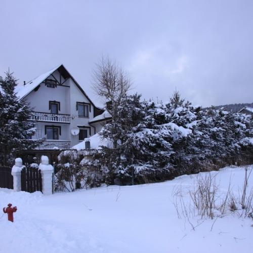 Dom Zimą